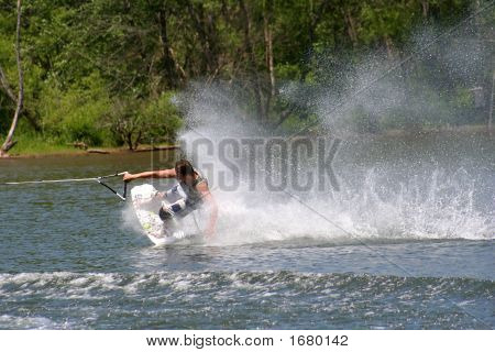 Wakeboard Trick