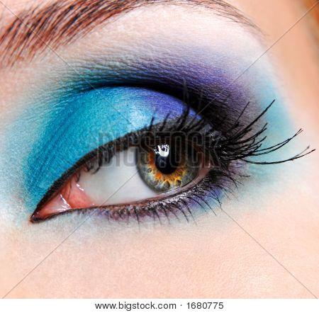 Olho de moda