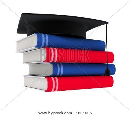 Books With Cap