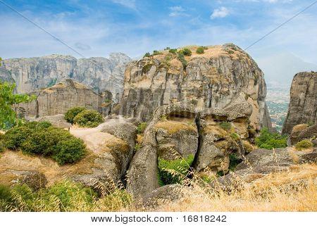 Meteora. Greece