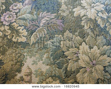 hi res photo of vintage fabric