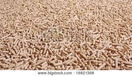 natural pellet