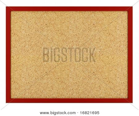 classic cork board
