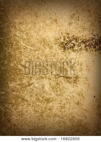 fine image of brown grunge cardboard background