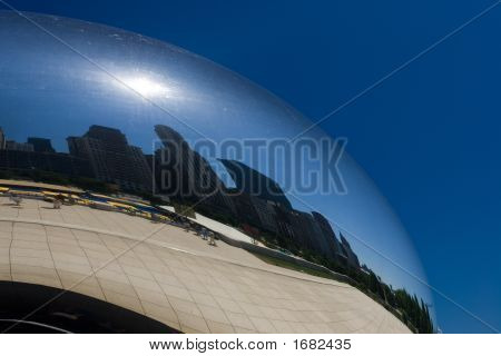 Chicago Bean Reflection