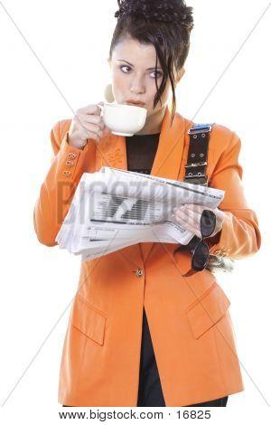 Businesswoman's Breakfast