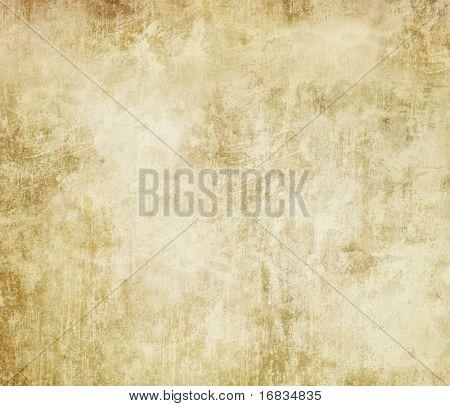 Textura de papel de Grunge