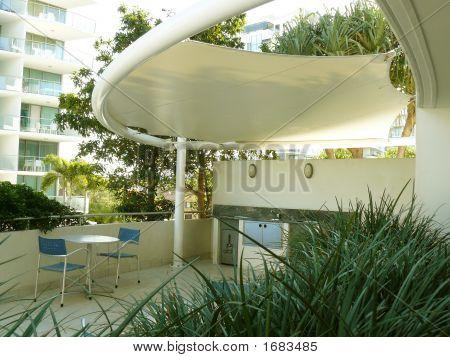 Apartment Bbq