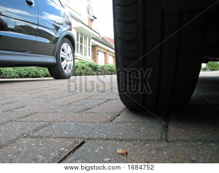 Tyres From A Bug'S Viewpoint