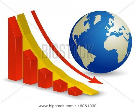Global Economic Crisis. World Recession