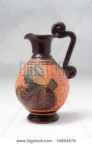 Flagon of wine - Greek antique