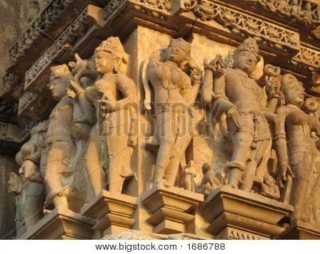 Esculturas da Índia