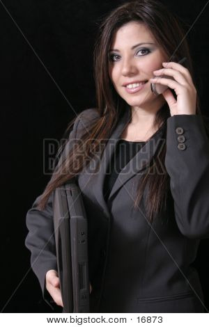 Wireless Working Girl poster
