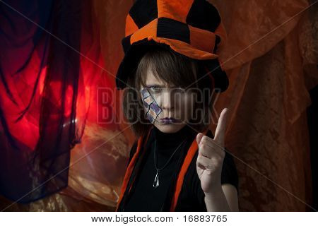 angry mad hatter
