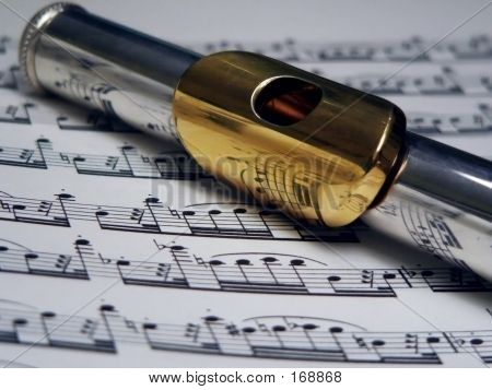 Flute And Music