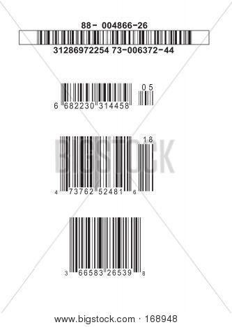 Fake Barcodes