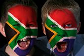 Young South African Rugby Fans