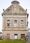 stock photo of banska  - old Jewish house - JPG