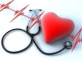 picture of emergency treatment  - Heart health - JPG