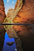 Beauty Of Cathedral Gorge
