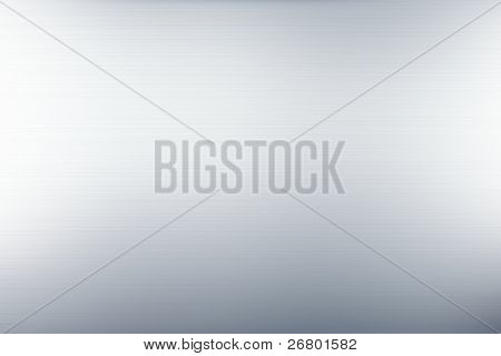 an image of a grey smooth brushed metal background