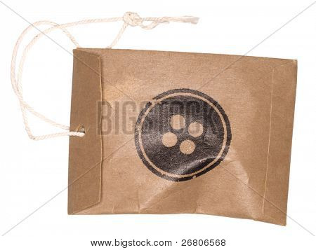 tag for buttons with string