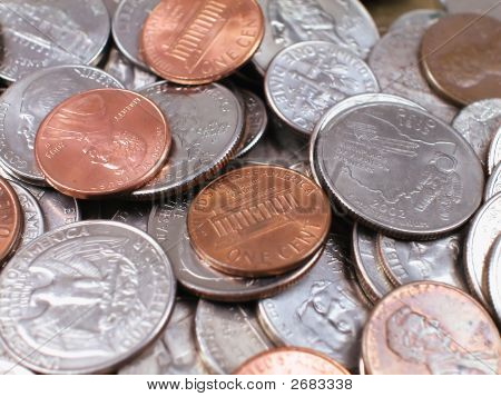 Coins With Pennies