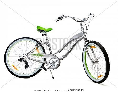 Women's Mountain Bike isolated