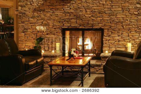 Fireplace 001