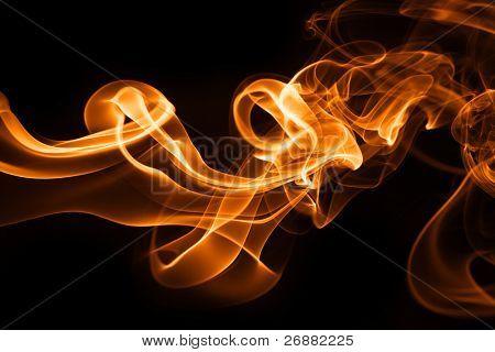 Humo de incendios