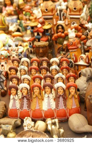 Handmade Indian Dolls