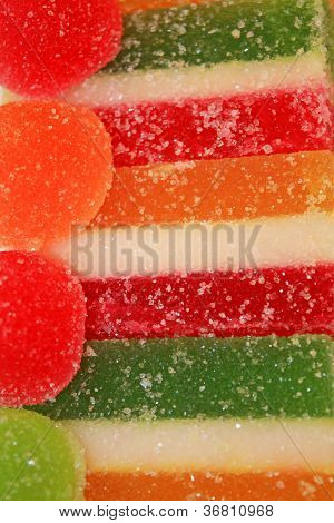 Fruit-paste Sweets