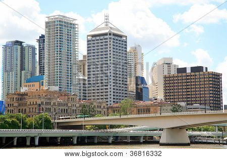 Brisbane City, North Bank