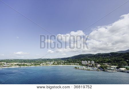 View of Jamaica