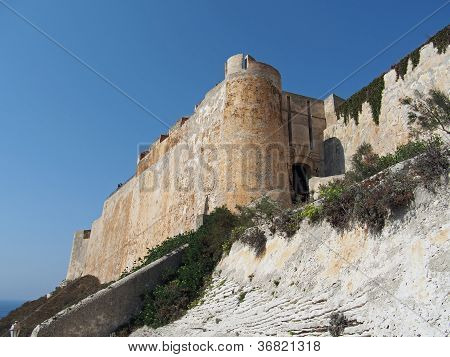 Bonifacio Fortification, Corsica