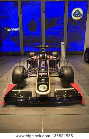 2011 Lotus Renault Gp Formula 1 Car