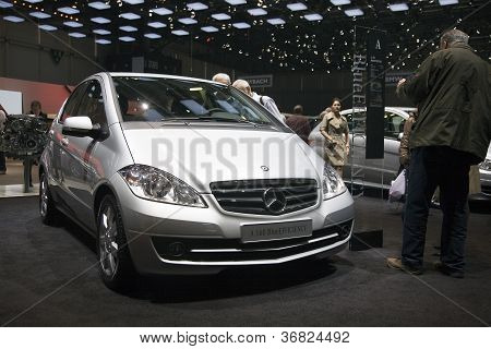 Mercedes A160 Blueefficiency