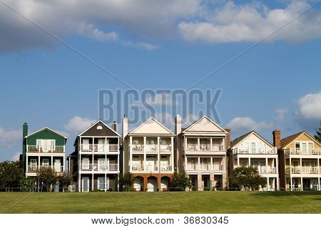 Upscale Townhomes