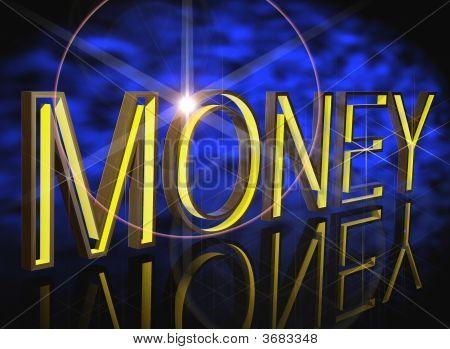 Money Gold Blu