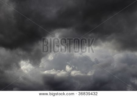 Stormclouds In The Sky