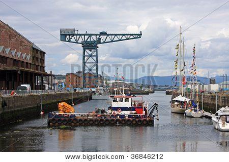 Greenock Dock