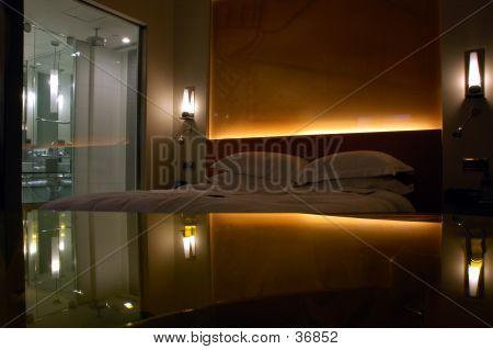 High Class Hotel Room