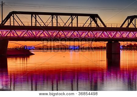 Colorful Bridge
