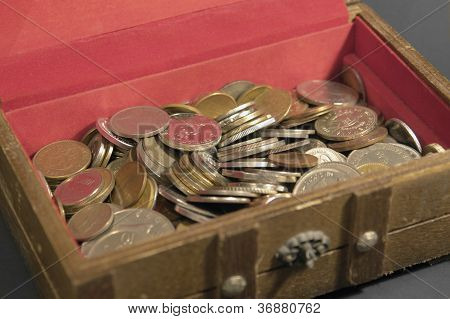 Open Treasure Chest
