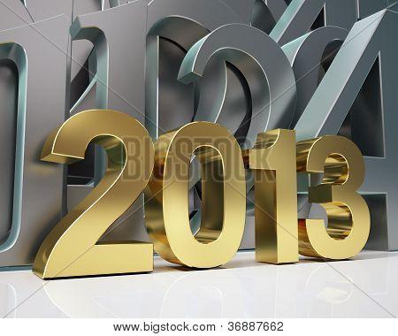 golden year 2013
