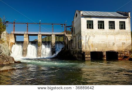 Chemal Hydroelectric Power Plant