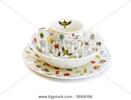 Baby Tea Set