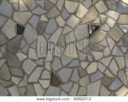 Pavement sidewalk