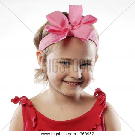 Girl  Bow