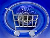shopping Cart World wide Web-e-commerce